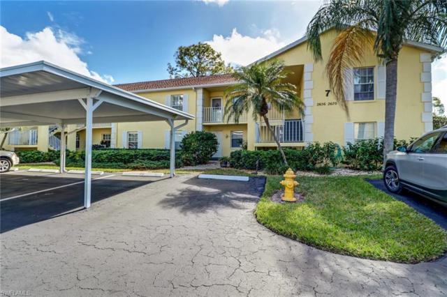 2662 Kings Lake Blvd 7-104, Naples, FL 34112 (MLS #219012706) :: Clausen Properties, Inc.