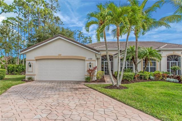 1126 Dorchester Ct, Naples, FL 34104 (MLS #219013860) :: RE/MAX DREAM