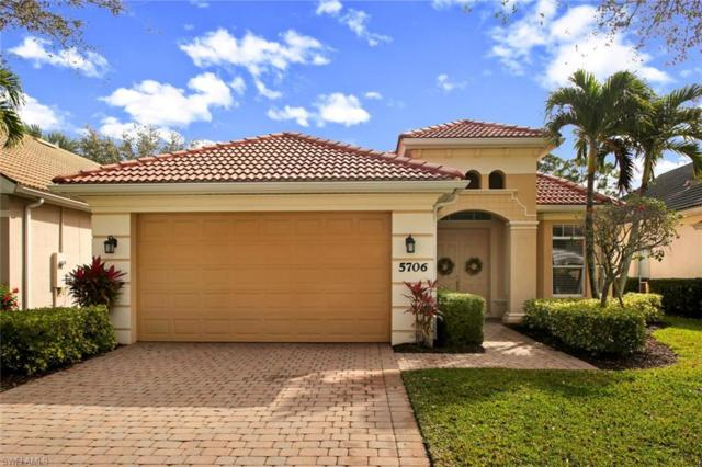 5706 Lago Villaggio Way, Naples, FL 34104 (MLS #219013917) :: RE/MAX DREAM