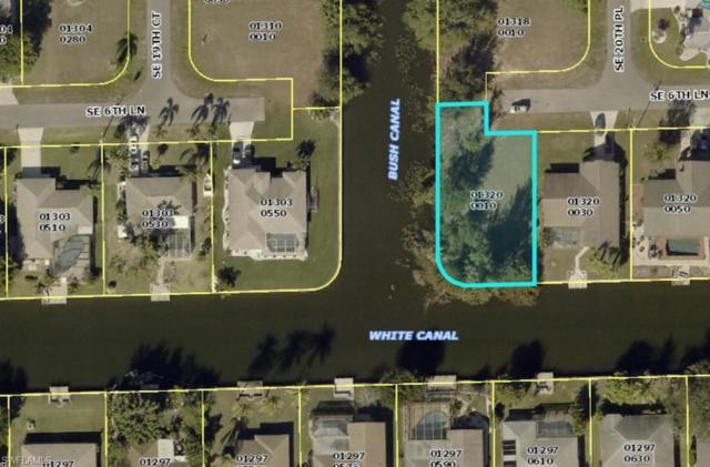2014 SE 6th Ln, Cape Coral, FL 33990 (MLS #219014343) :: Clausen Properties, Inc.