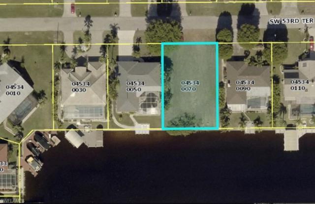 712 SW 53rd Ter, Cape Coral, FL 33914 (MLS #219014348) :: Clausen Properties, Inc.