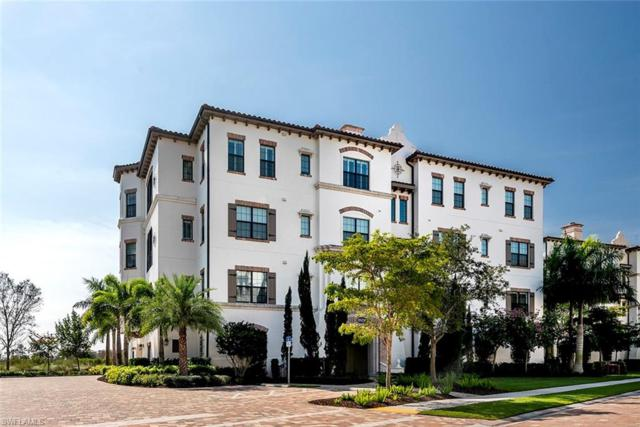 16436 Carrara Way 5-101, Naples, FL 34110 (MLS #219014565) :: John R Wood Properties