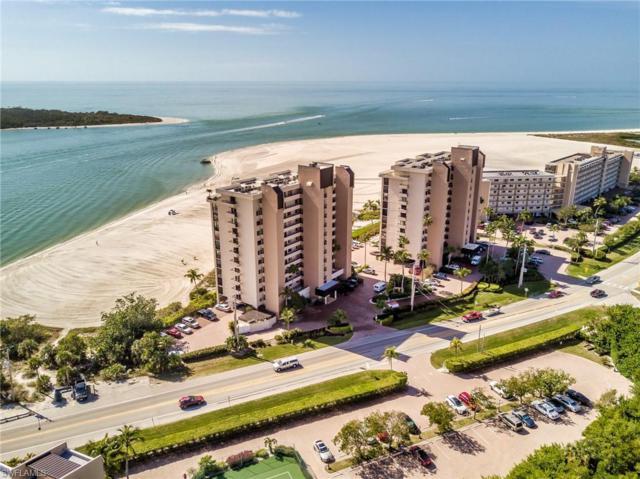 8400 Estero Blvd #503, Fort Myers Beach, FL 33931 (MLS #219014995) :: RE/MAX DREAM
