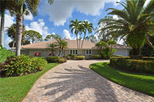 6 Stonehedge Pt, Naples, FL 34105 (#219015885) :: Equity Realty