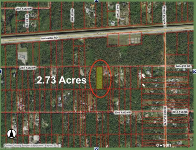 0000 24th Ave NW, Naples, FL 34120 (MLS #219016011) :: The Naples Beach And Homes Team/MVP Realty