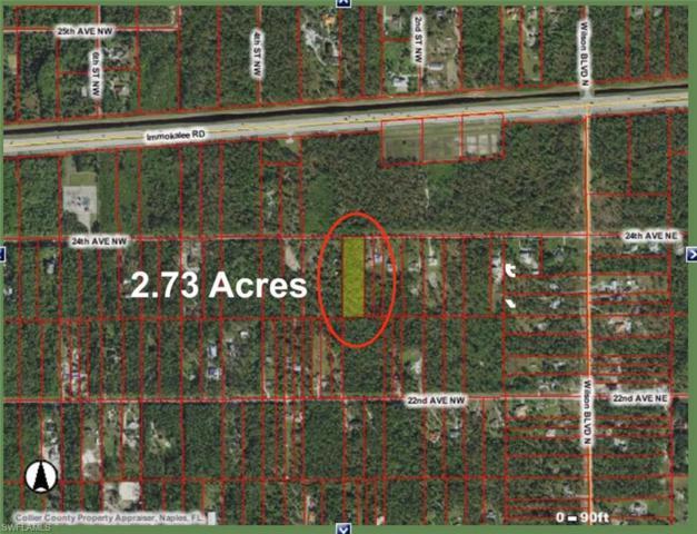 0000 24th Ave NW, Naples, FL 34120 (MLS #219016011) :: Kris Asquith's Diamond Coastal Group