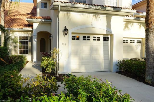 4690 Winged Foot Ct #103, Naples, FL 34112 (MLS #219017419) :: John R Wood Properties