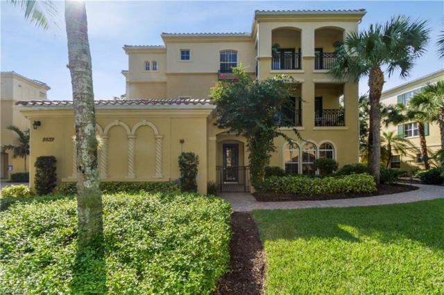 2839 Tiburon Blvd E 6-102, Naples, FL 34109 (#219017559) :: Equity Realty