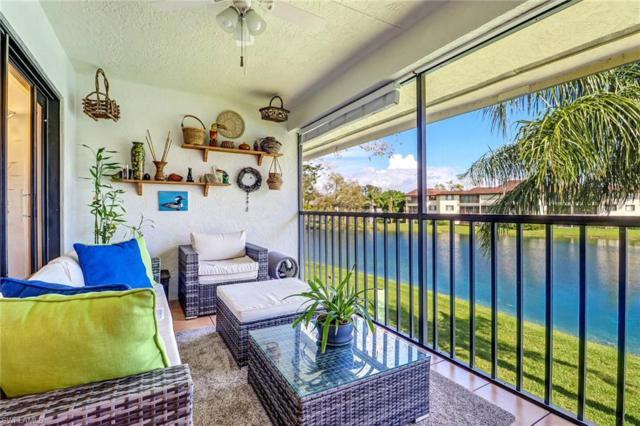 400 Misty Pines Cir #203, Naples, FL 34105 (#219017725) :: The Dellatorè Real Estate Group