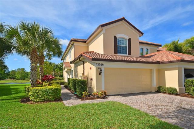 12026 Covent Garden Ct #504, Naples, FL 34120 (MLS #219017762) :: #1 Real Estate Services