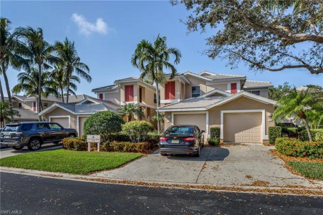801 Carrick Bend Cir #102, Naples, FL 34110 (MLS #219018492) :: #1 Real Estate Services