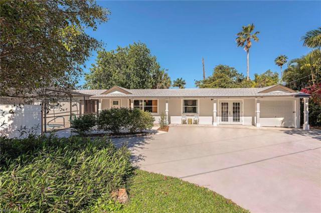 1188 Rainbow Dr, Naples, FL 34104 (MLS #219018770) :: #1 Real Estate Services