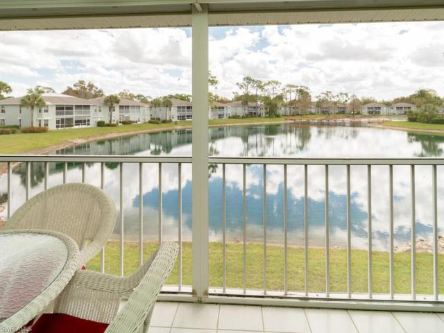 875 New Waterford Dr #204, Naples, FL 34104 (MLS #219019813) :: John R Wood Properties
