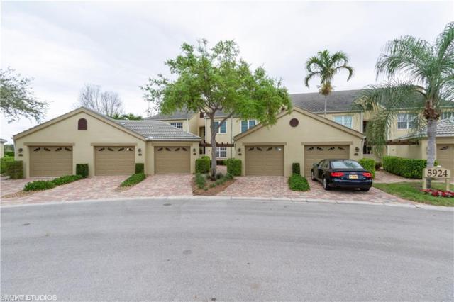 5924 Sand Wedge Ln #2006, Naples, FL 34110 (#219020119) :: Equity Realty