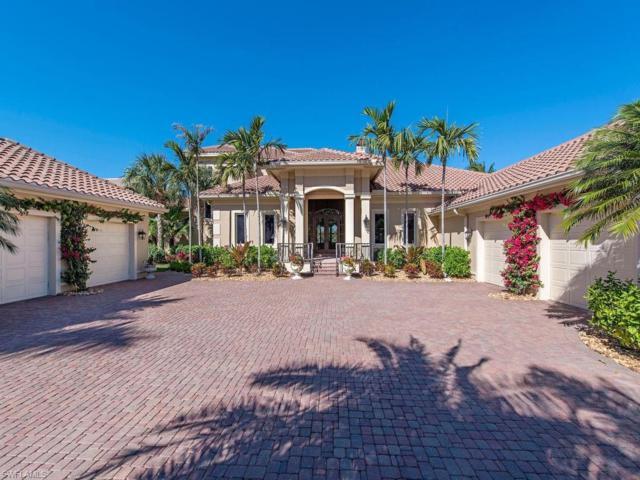 238 Audubon Blvd, Naples, FL 34110 (MLS #219020278) :: John R Wood Properties