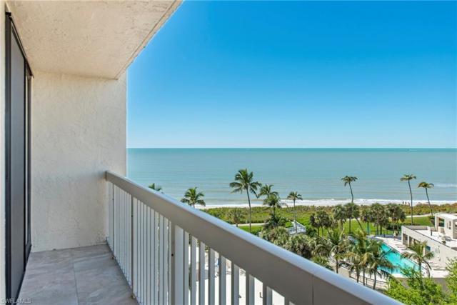 4901 Gulf Shore Blvd N #802, Naples, FL 34103 (MLS #219020300) :: #1 Real Estate Services