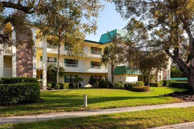 855 Ketch Dr #205, Naples, FL 34103 (MLS #219020452) :: John R Wood Properties