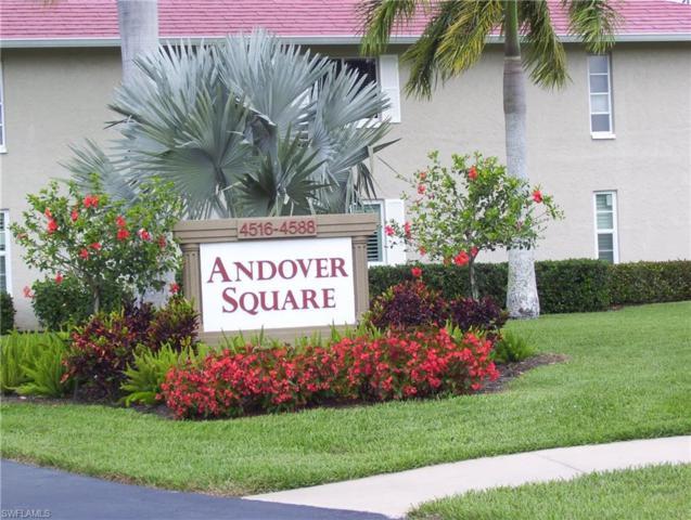 4580 Andover Way 205B, Naples, FL 34112 (MLS #219020702) :: RE/MAX DREAM