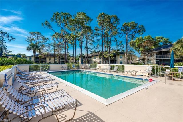 738 Landover Cir #202, Naples, FL 34104 (MLS #219020907) :: John R Wood Properties