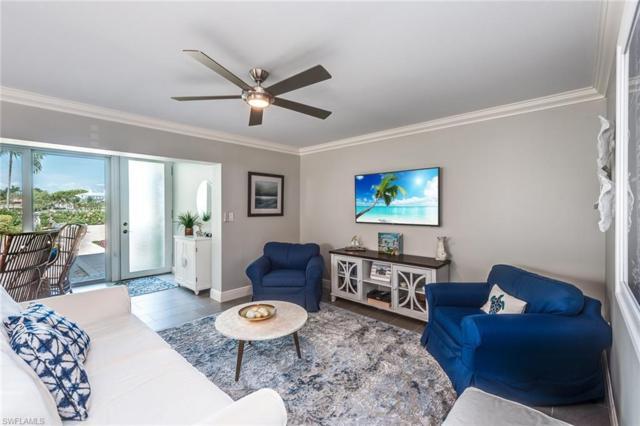 333 Harbour Dr #108, Naples, FL 34103 (MLS #219020908) :: John R Wood Properties