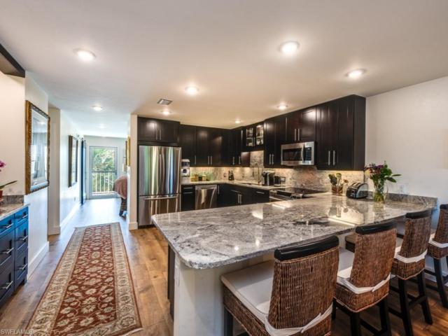 825 Ketch Dr #301, Naples, FL 34103 (MLS #219021054) :: #1 Real Estate Services