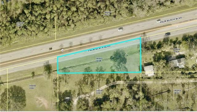 15670 Palm Beach Blvd, Alva, FL 33920 (MLS #219021062) :: John R Wood Properties