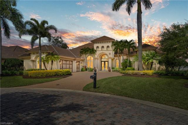 16551 Cellini Ln, Naples, FL 34110 (#219021301) :: Equity Realty