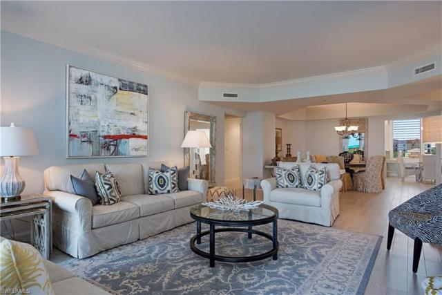 7117 Pelican Bay Blvd #406, Naples, FL 34108 (MLS #219021338) :: Clausen Properties, Inc.