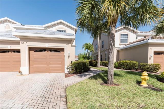 6817 Sterling Greens Dr 8-102, Naples, FL 34104 (MLS #219021433) :: John R Wood Properties