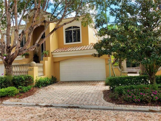 635 Via Mezner 9-901, Naples, FL 34108 (MLS #219022178) :: John R Wood Properties