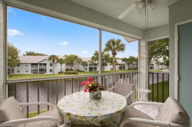 173 Grand Oaks Way O-201, Naples, FL 34110 (MLS #219022325) :: #1 Real Estate Services