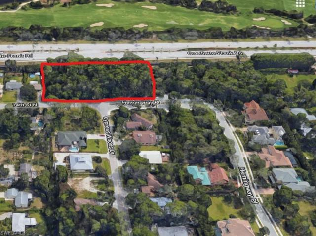 14th St N, Naples, FL 34103 (MLS #219022677) :: RE/MAX Radiance