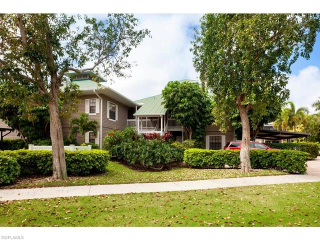 700 West Lake Dr #6, Naples, FL 34102 (MLS #219022753) :: #1 Real Estate Services