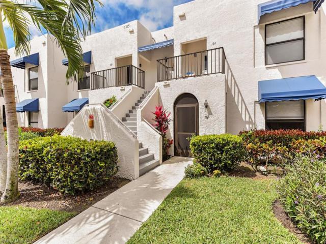 3315 Europa Dr #114, Naples, FL 34105 (MLS #219023285) :: #1 Real Estate Services