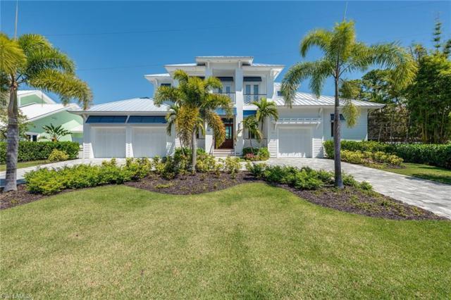 5052 Seashell Ave, Naples, FL 34103 (MLS #219024482) :: Sand Dollar Group
