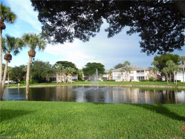 790 Wiggins Lake Dr #105, Naples, FL 34110 (MLS #219025625) :: The Naples Beach And Homes Team/MVP Realty
