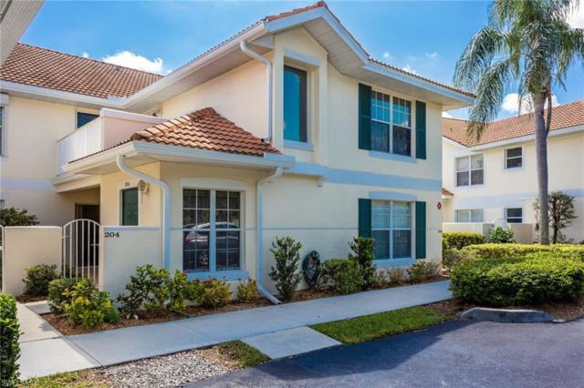 4910 Deerfield Way A-204, Naples, FL 34110 (MLS #219025835) :: #1 Real Estate Services