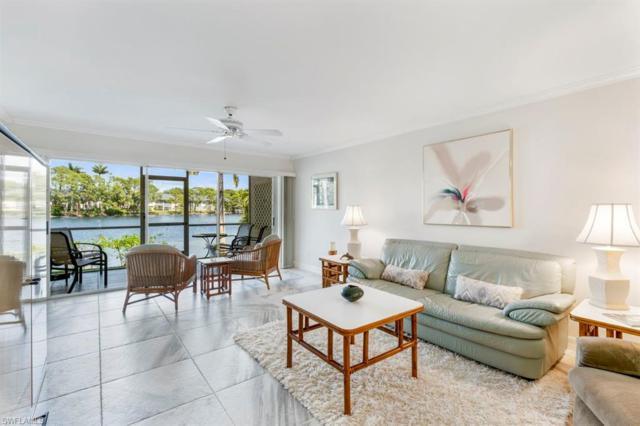 1160 Sarah Jean Cir D-102, Naples, FL 34110 (MLS #219026093) :: Palm Paradise Real Estate