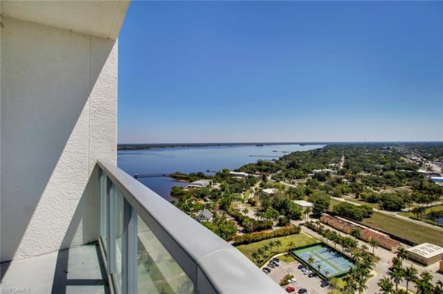 3000 Oasis Grand Blvd #2701, Fort Myers, FL 33916 (MLS #219026761) :: The Naples Beach And Homes Team/MVP Realty