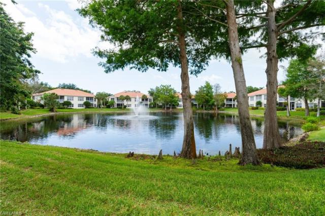 1036 Egrets Walk Cir #104, Naples, FL 34108 (MLS #219027134) :: RE/MAX DREAM