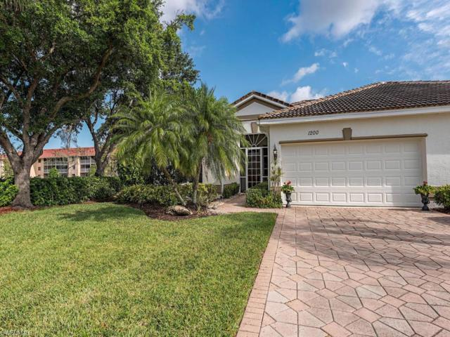 1200 Chelmsford Ct #65, Naples, FL 34104 (MLS #219027588) :: #1 Real Estate Services