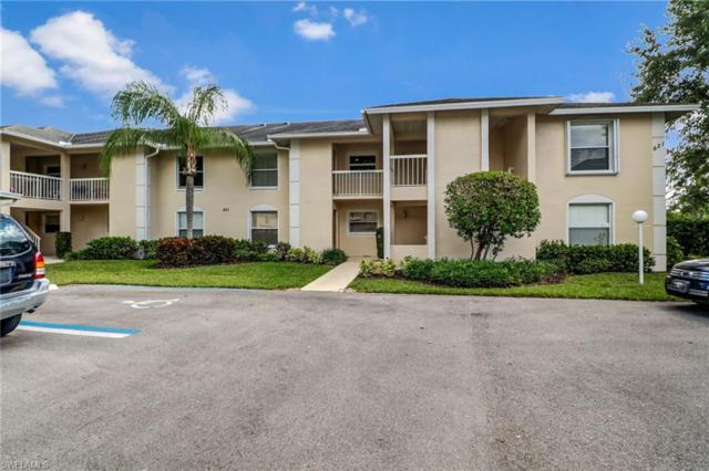 621 Squire Cir #203, Naples, FL 34104 (#219027775) :: Equity Realty