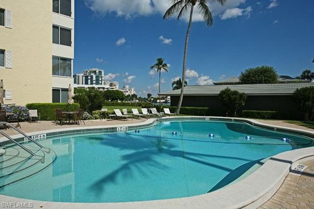 3410 Gulf Shore Blvd N #202, Naples, FL 34103 (MLS #219029179) :: Palm Paradise Real Estate