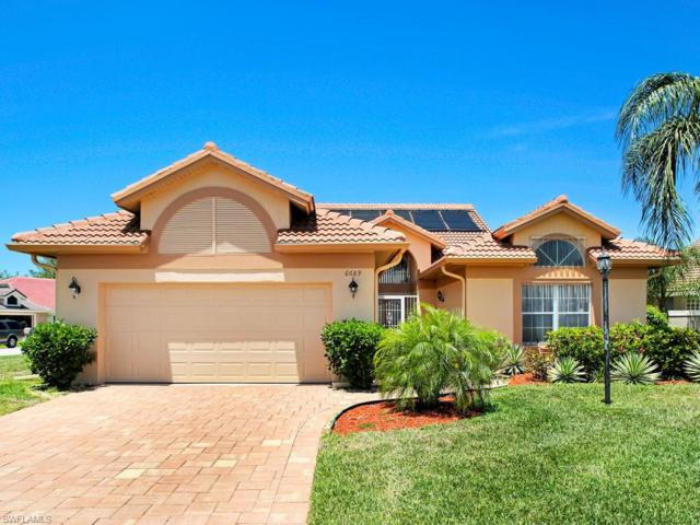 6689 Harwich Ct, Naples, FL 34104 (MLS #219030631) :: #1 Real Estate Services