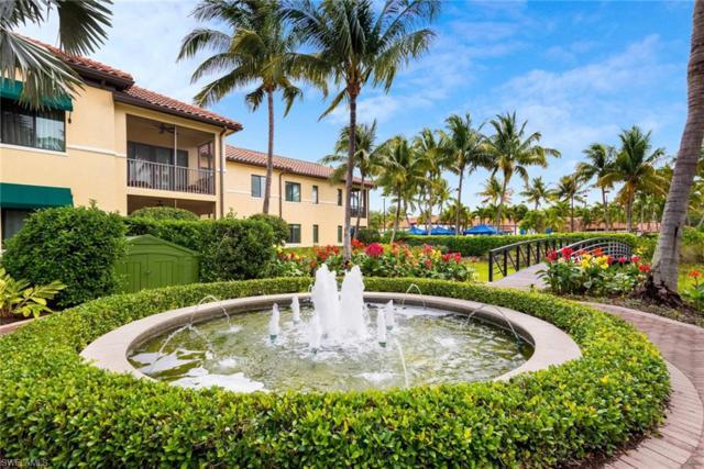975 Sandpiper St A105, Naples, FL 34102 (MLS #219031100) :: #1 Real Estate Services