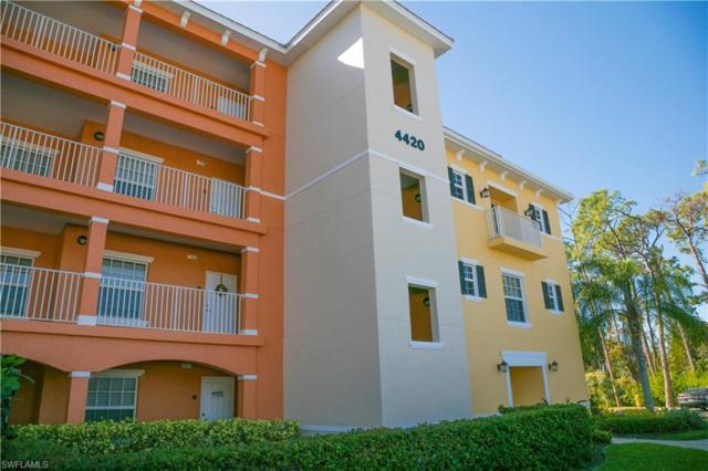 4420 Botanical Place Cir #107, Naples, FL 34112 (MLS #219031139) :: Clausen Properties, Inc.