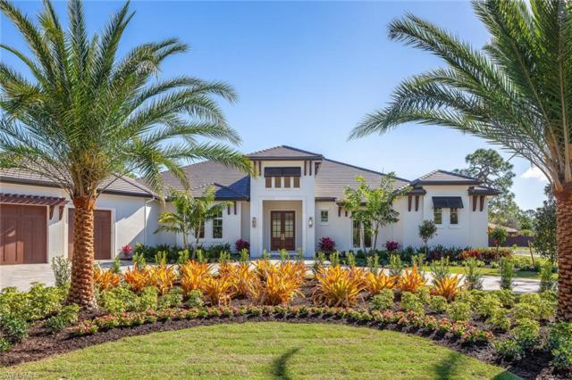 360 Warwick Way, Naples, FL 34110 (MLS #219031478) :: The Naples Beach And Homes Team/MVP Realty