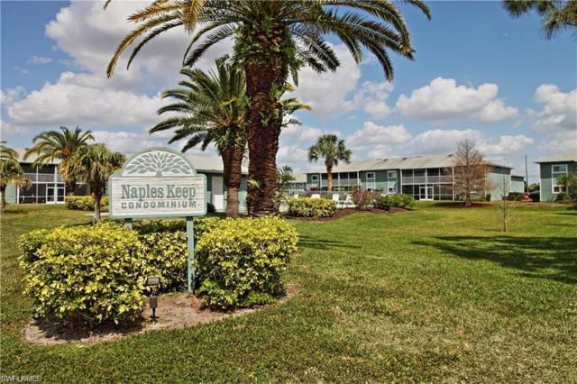 140 Cypress Way E #608, Naples, FL 34110 (MLS #219031537) :: Palm Paradise Real Estate