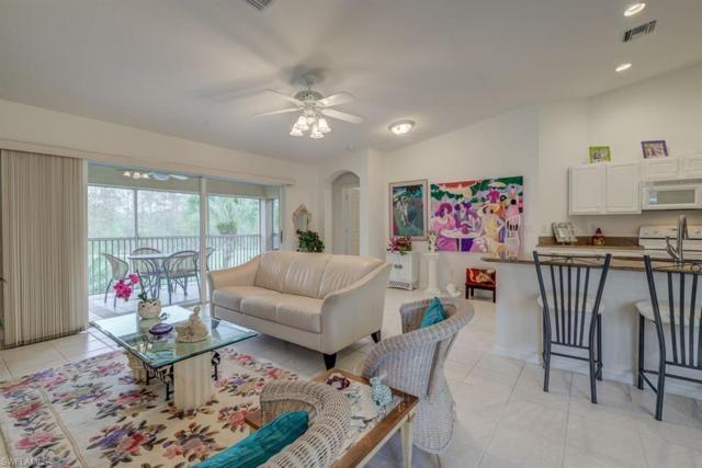 6858 Sterling Greens Dr #201, Naples, FL 34104 (MLS #219032031) :: #1 Real Estate Services