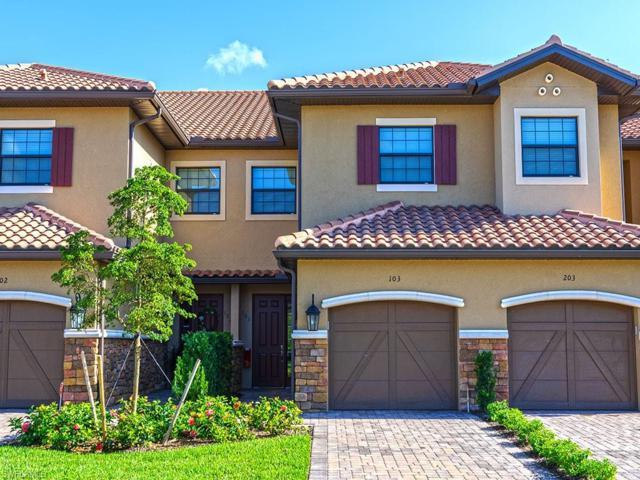 8773 Bellano Ct #103, Naples, FL 34119 (MLS #219032365) :: Clausen Properties, Inc.